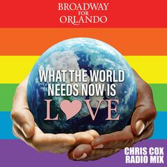 What the World Needs Now Is Love (Chris Cox Radio Mix)
