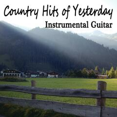 Country Hits of Yesterday - Instrumental Guitar