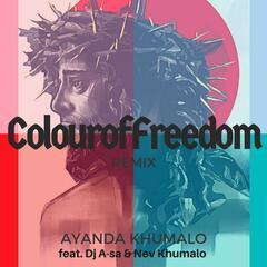 Colour of Freedom (Remix) [feat. DJ a-Sa & Nev Khumalo]