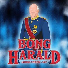 Bong Harald 2017 (Arendalsrussen)