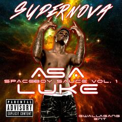 Supernova: Spaceboy Sauce, Vol. 1