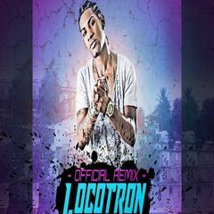 Locotron (Official Remix) [feat. monkey black & shelow shaq]