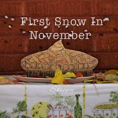 First Snow in November