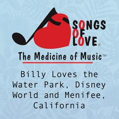 Billy Loves the Water Park, Disney World and Menifee, California