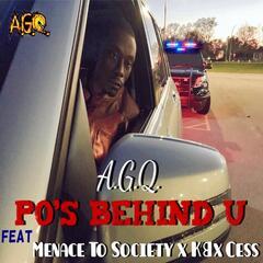 Po's Behind U (feat. Menace To Society, KB & Cess)