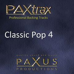 Paxtrax Professional Backing Tracks: Classic Pop 4