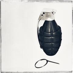 Hand Grenade - EP