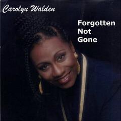 Forgotten Not Gone