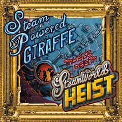 Music from SteamWorld Heist