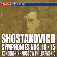 Shostakovich: Symphonies Nos. 10 - 15