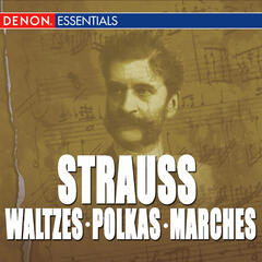 Great Strauss Waltzes, Polkas & Marches: Alfred Scholz & The Viennese Folk Opera Orchestra