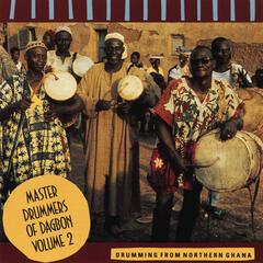 Master Drummers Of Dagbon, Vol. 2