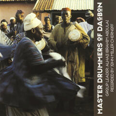 Master Drummers Of Dagbon, Vol. 1