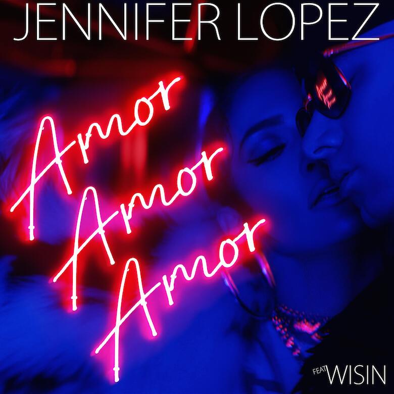 """Jennifer Lopez - """"Amor Amor Amor"""""""