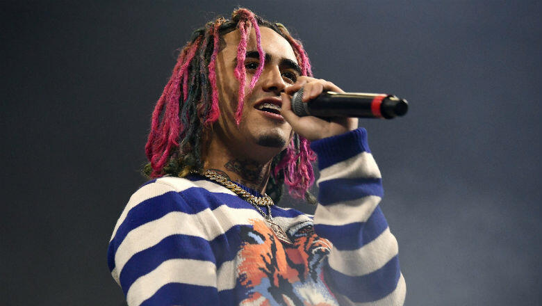 Lil Pump Arrested For Shooting Gun In His Home