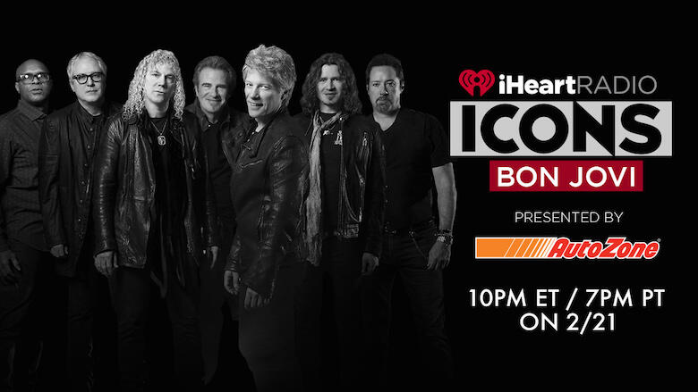 How to Stream The Intimate iHeartRadio ICONS with Bon Jovi ...