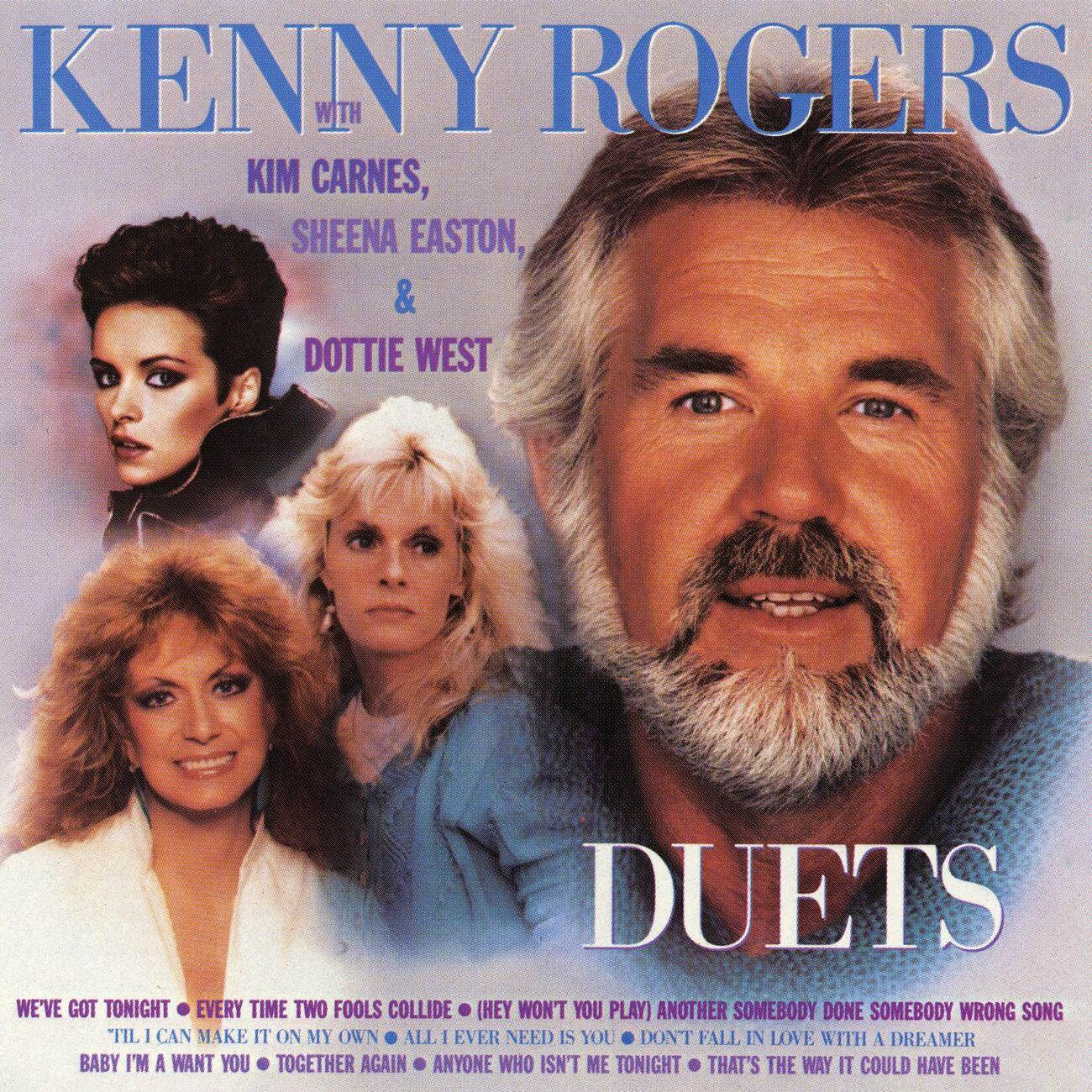 Kenny Rogers And Dottie West Radio: Listen to Free Music ...