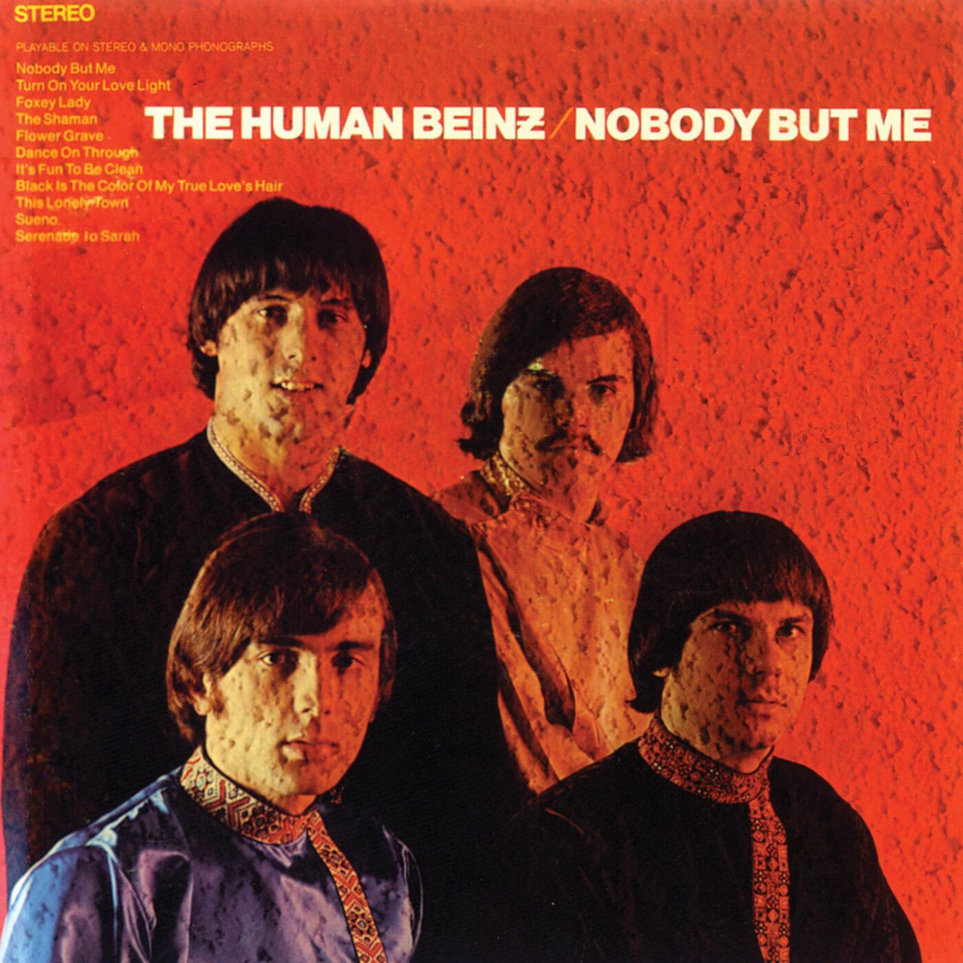 Nobody to love lyrics