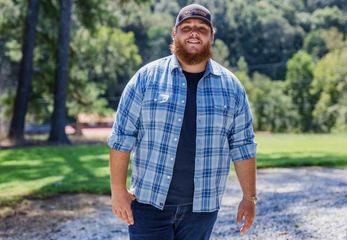 Luke Combs Beer Never Broke My Heart: Luke Combs Radio: Listen To Free Music & Get The Latest
