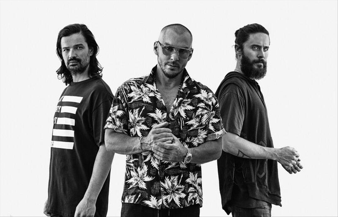 Thirty Seconds to Mars Radio: Listen to Free Music & Get ...
