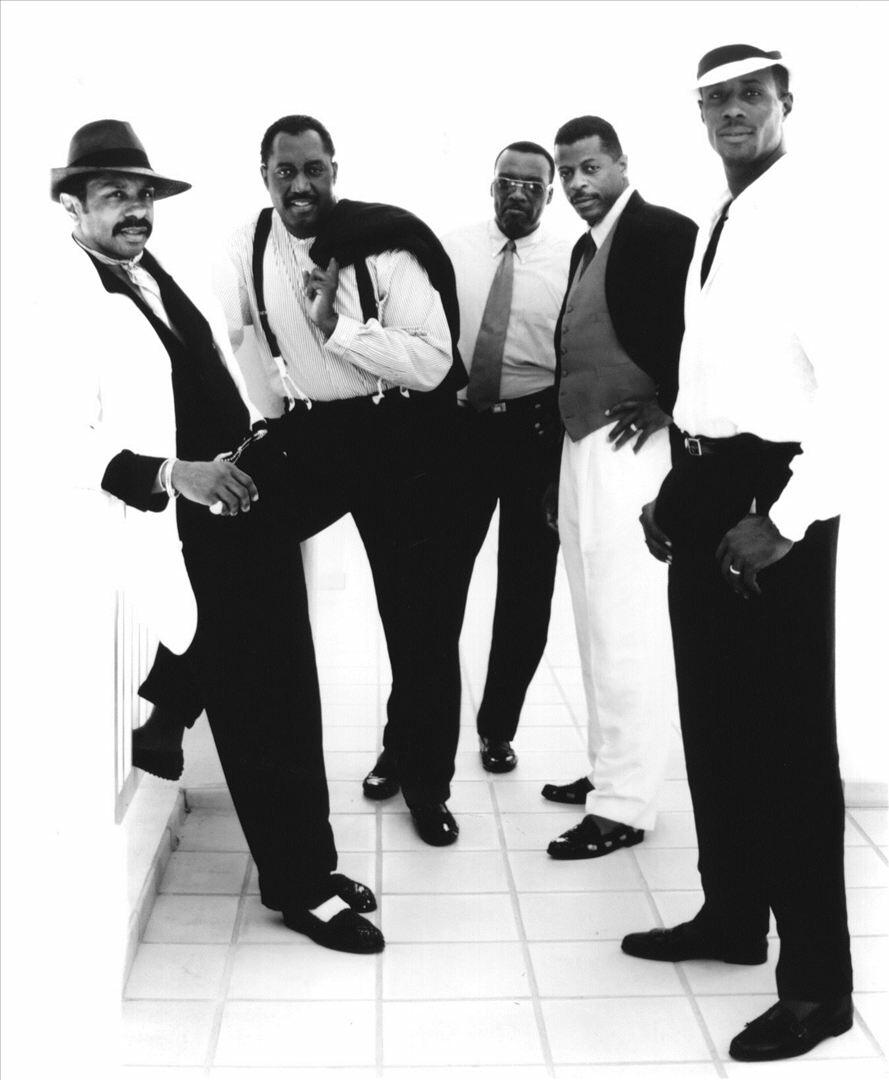 The Temptations Radio: Listen to Free Music & Get The Latest Info | iHeartRadio