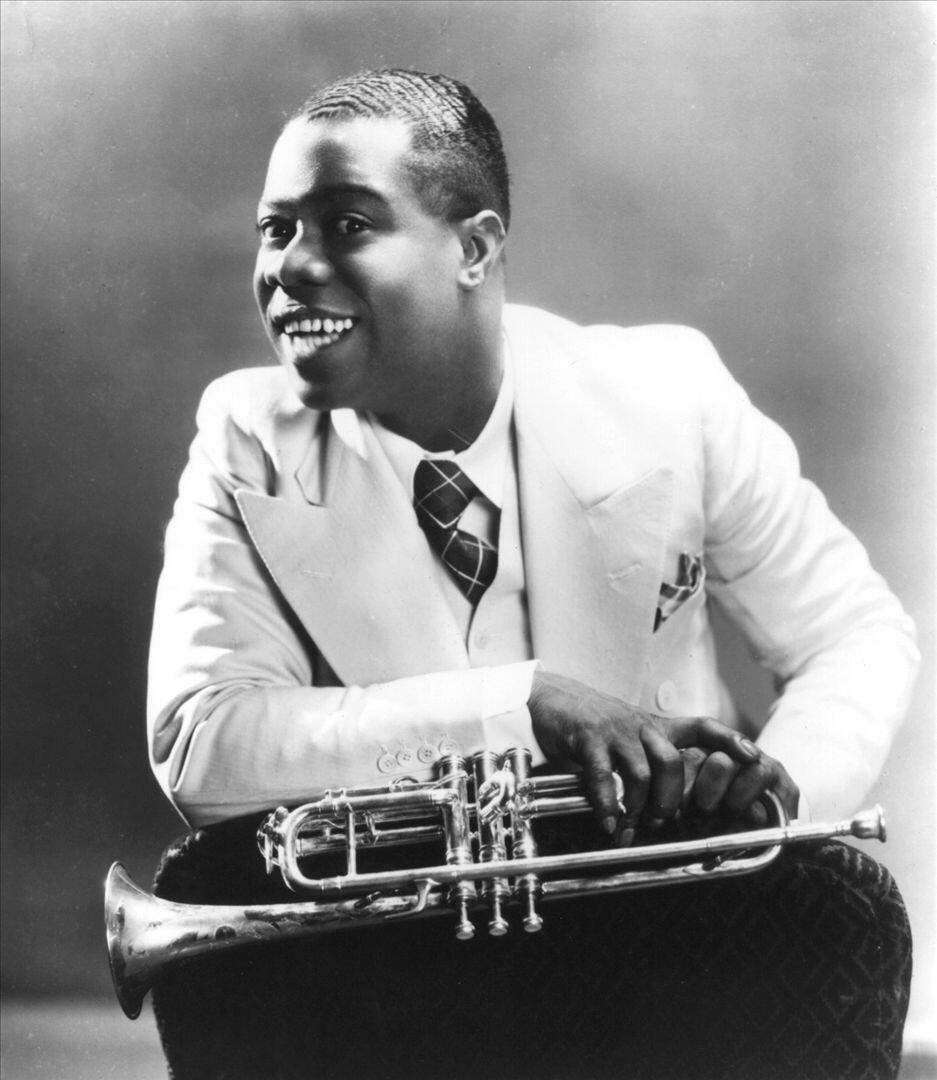 the life and music of louis armstrong Louis armstrong: louis armstrong,  from 1935 to the end of his life, armstrong's career was managed by  biography of louis daniel armstrong making music fun .
