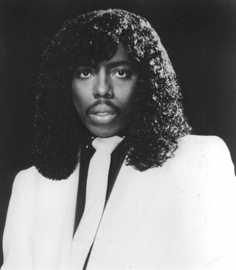 Image result for rick james young