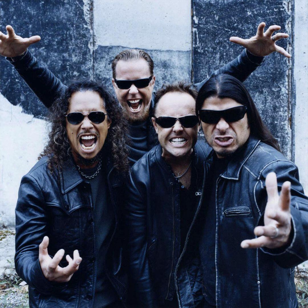 Metallica Radio: Listen To Free Music & Get The Latest