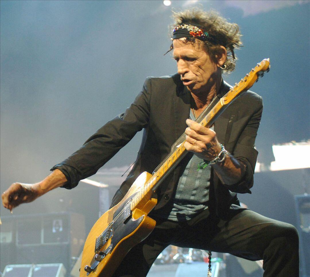 Keith Richards Radio: Listen to Free Music & Get The Latest