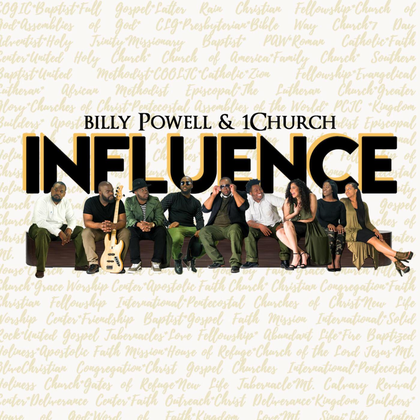 Listen Free to Billy Powell & 1Church - Influence Radio on