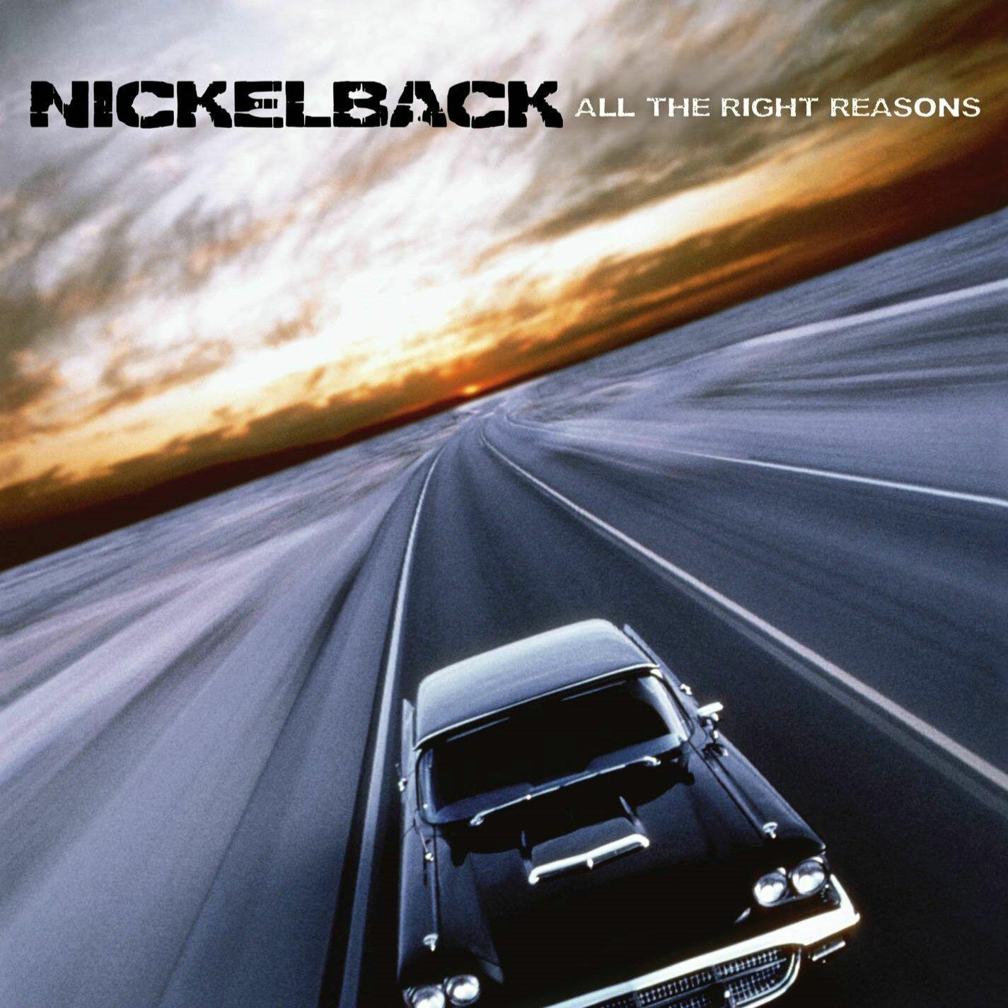 Away nickelback lyrics
