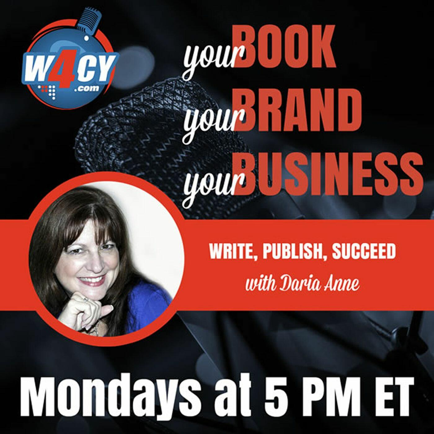 Listen to Personal Branding Strategist Faith James | Your Book, Your Brand, Your Business | Podcasts