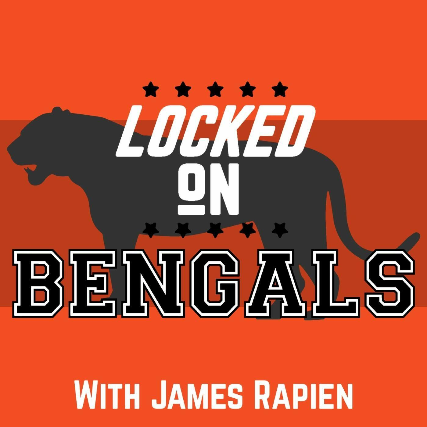 Listen to Locked on Bengals - 11/13/18 Hue's back, plus Lapham joins the podcast   Locked on Bengals with James Rapien   Podcasts