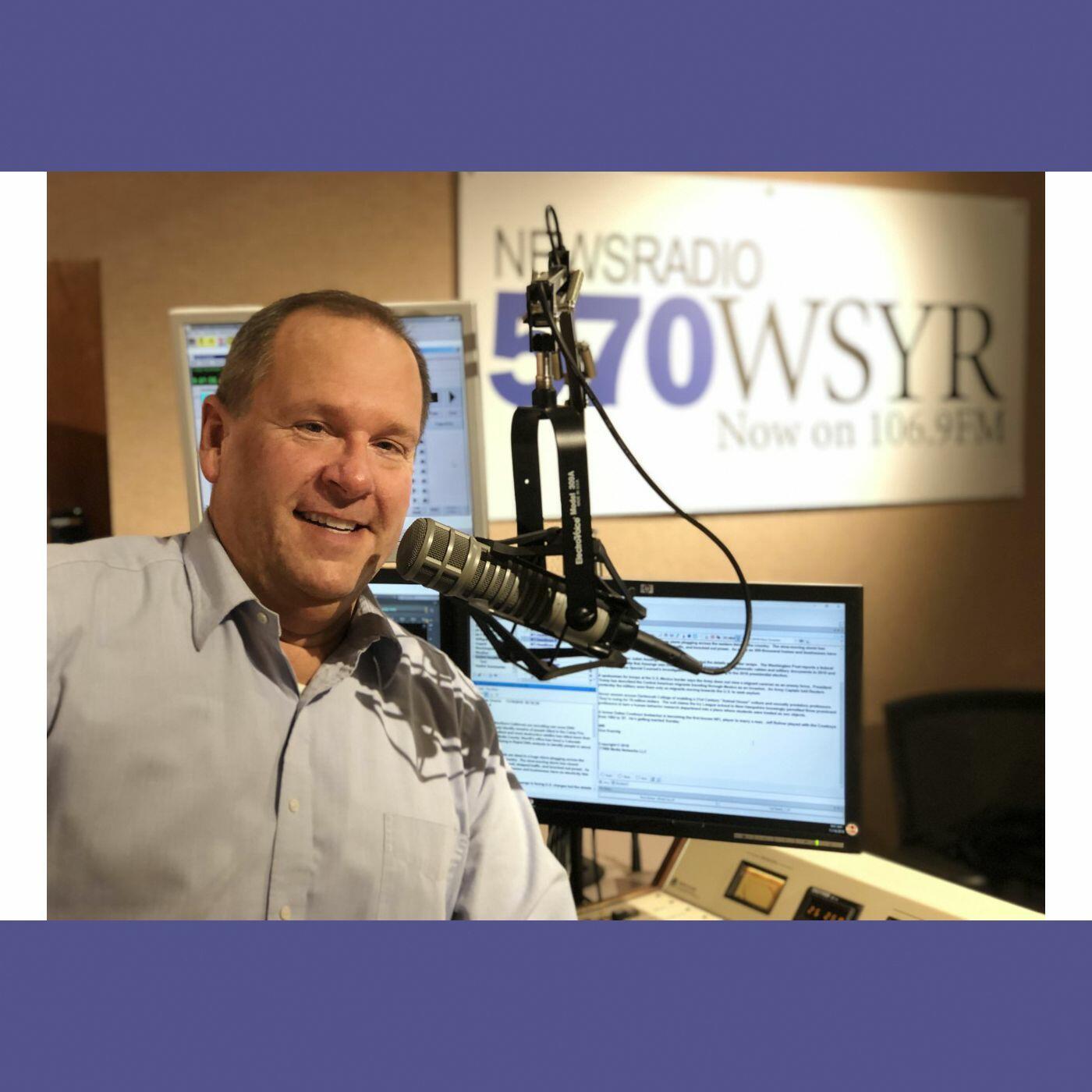 Listen to Ursula Rozum, Campaign for New York Health- Healthcare Stories Forum | Dave Allen On 570 WSYR | Podcasts | iHeartRadio