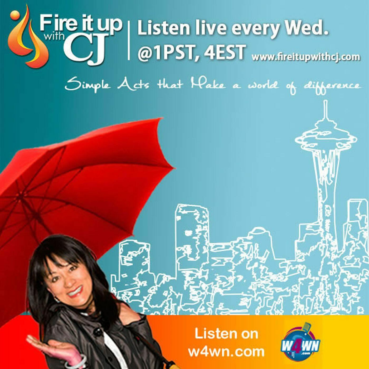 Listen to Shamanism: Summon the Spirit of the Wind | Fire it up with CJ | Podcasts