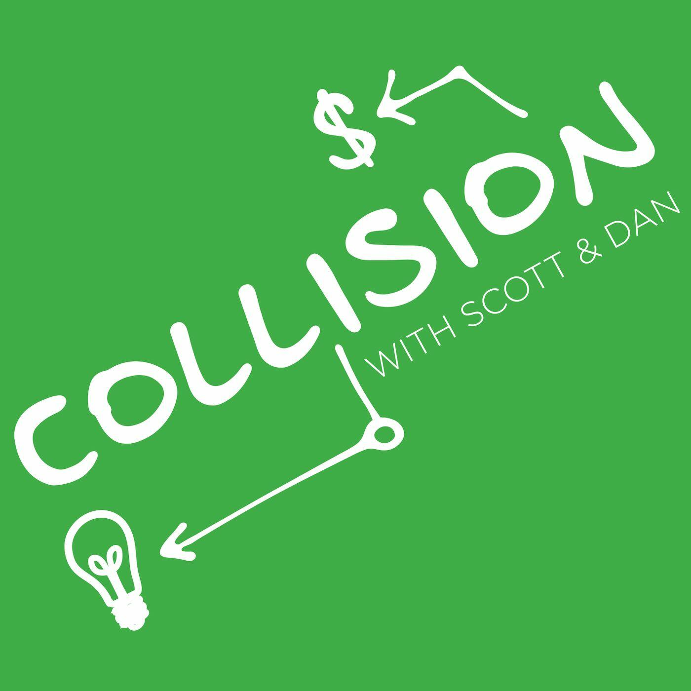 Listen to EPISODE 11 AJ Scola Assistant Director of Farm Personnel for the Atlanta Braves | Collision. With Scott & Dan. | Podcasts