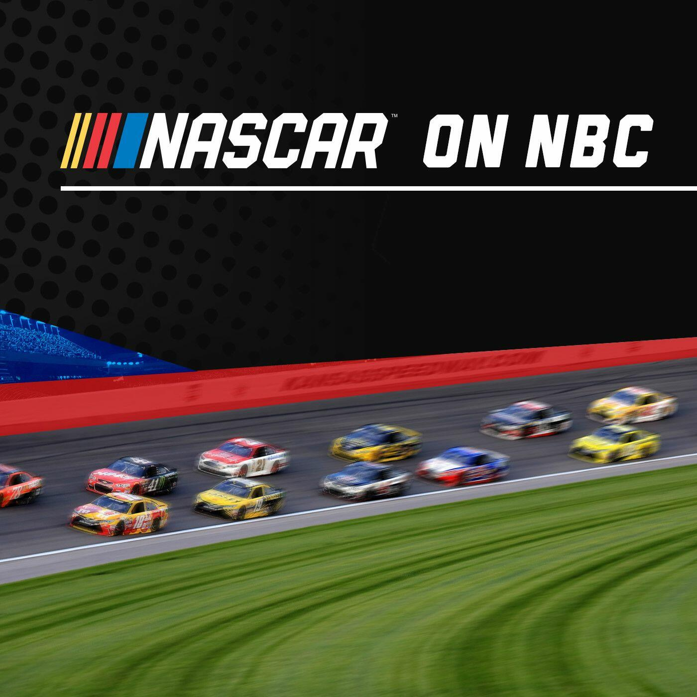 Listen to Ep. 152: Daniel Suarez   NASCAR on NBC podcast   Podcasts