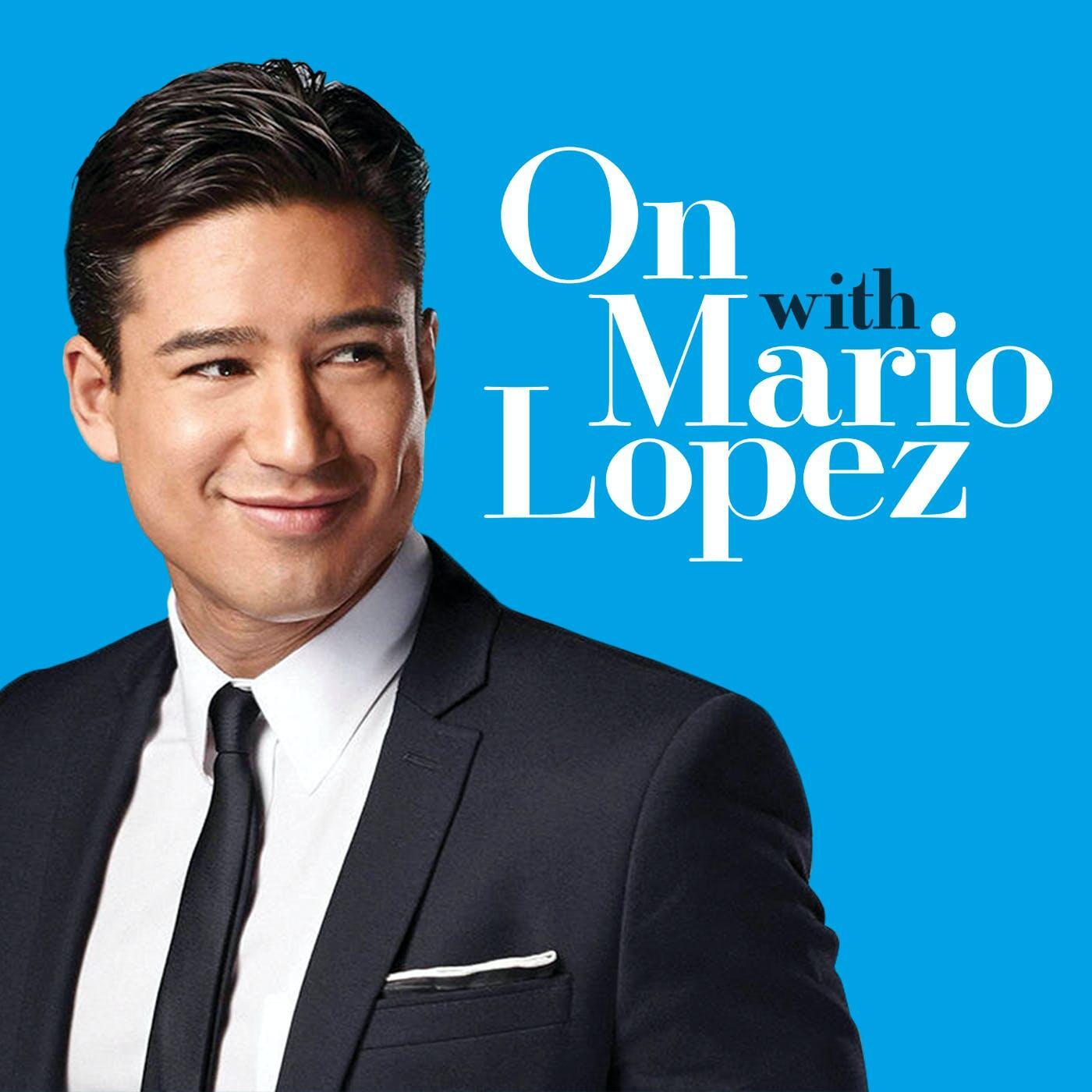 Listen to Martin Kove (Karate Kid/Cobra Kai) | ON With Mario Lopez - Interviews | Podcasts