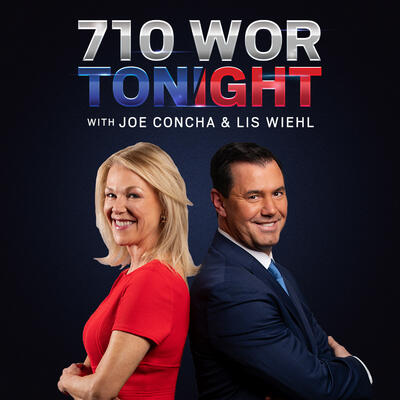 Listen to Hour 2   WOR Tonight with Joe Concha & Lis Wiehl   Podcasts