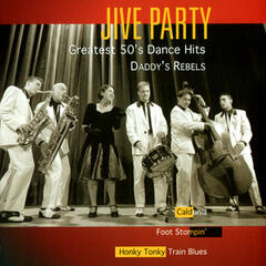 Jive Party - Greatest 50S Dance Hits