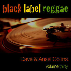 Black Label Reggae-Dave And Ansel Collins-Vol. 30