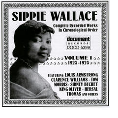 Sippie Wallace Vol. 1 (1923-1925)