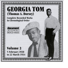 Georgia Tom (Thomas A. Dorsey) Vol. 2 (1930-1934)