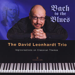 Bach To The Blues Improvisations on classical themes