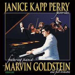 Janice Kapp Perry Favorites Featuring Pianist Marvin Goldstein Vol 1