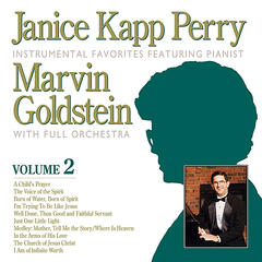 Janice Kapp Perry Favorites Featuring Pianst Marvin Goldstein, Vol 2