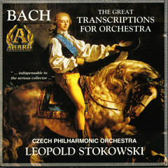 Bach: The Great Transcriptions For Orchestra