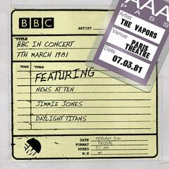 BBC In Concert [7th March 1981]