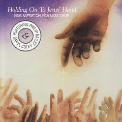 Holding on to Jesus' Hand