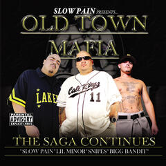 Old Town Mafia - The Saga Continues